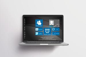 Newsoft-ecrã inicial